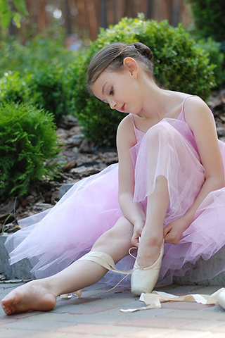 balet copii mici