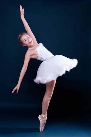 balet feminin copii